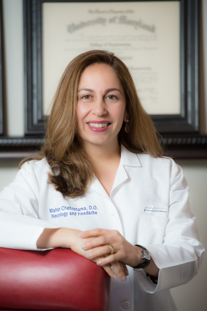 Dr. Mahan Chehrenama